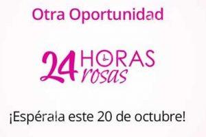 Promoción Liverpool 24 Horas Rosas 20 de octubre 2018