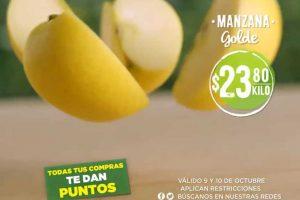 Frutas y Verduras Mega Soriana 9 y 10 de octubre 2018