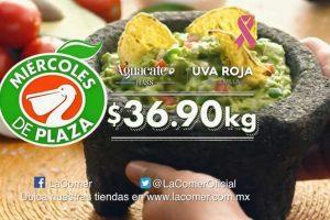 Miércoles de Plaza La Comer 24 de octubre 2018