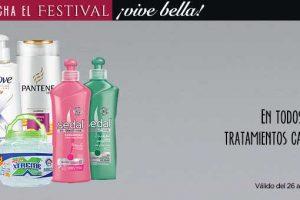 Ofertas Chedraui Festival Vive Bella del 26 al 28 de octubre 2018