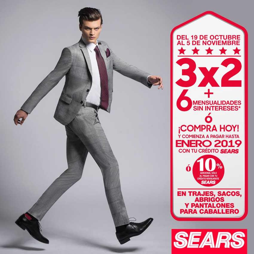 41f41bcc454ba Sears  3×2 en trajes