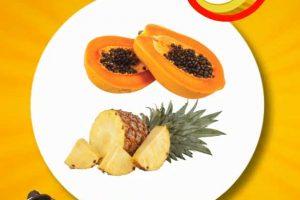 Frutas y verduras Soriana Mercado del 9 al 11 de Octubre 2018