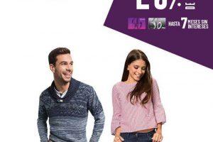 Suburbia: 20% de descuento en blusas y suéteres para toda la familia
