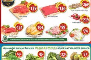 Walmart: ofertas en carnes, frutas y verduras del 19 al 21 de octubre 2018