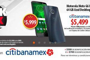 Black Friday Walmart: $700 de descuento + 18 MSI con Citibanamex Pay