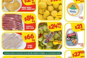 Bodega Aurrerá: frutas y verduras del 20 al 22 de noviembre 2018