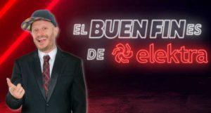 El Buen Fin 2018 Elektra: 10% de descuento + 10% adicional con Banamex