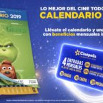 Calendario Cinépolis 2019