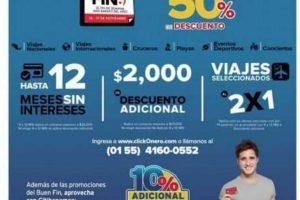 Ofertas El Buen Fin 2018 en ClickOnero