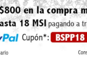 Costco - Black Friday 2018 / $800 de descuento pagando con Paypal