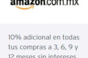 El Buen Fin 2018 Amazon: 10% de descuento con tarjetas CitiBanamex