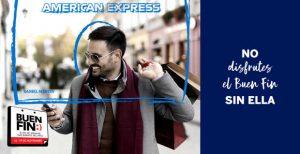 El Buen Fin 2018 American Express: 2500 Puntos Membership Rewards