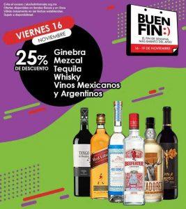 El Buen Fin 2018 Bodegas Alianza: 25% de descuento en vinos y licores