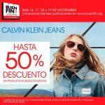 El Buen Fin 2018 Calvin Klein: 2×1 en ropa y hasta 50% de descuento