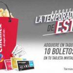 El Buen Fin 2018 Cinemex Invitado Especial: Hasta 10 boletos por $349