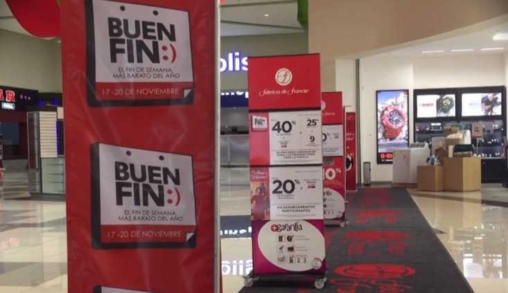 El Buen Fin 2018 en Liverpool y Fábricas de Francia