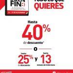 El Buen Fin 2018 Fábricas de Francia: hasta 40% de descuento