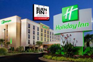 El Buen Fin 2018 Holiday Inn: 25% de descuento en hoteles Holiday Inn