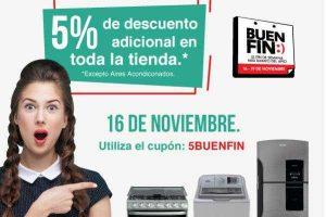 El Buen Fin 2018 MABE: 50% de descuento en toda la tienda + 12 MSI