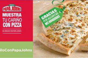 El Buen Fin 2018 Papa John's: 2 pizzas especialidad grande por $149