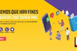 El Buen Fin 2018 Unefón: Recargas de celulares desde $100 días Gratis