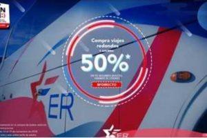 Ofertas Estrella Roja El Buen Fin 2018 50% en tu segundo boleto