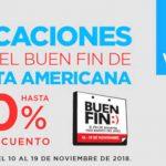 Promociones El Buen Fin 2018 en hoteles Fiesta Americana, Fiesta Inn y One