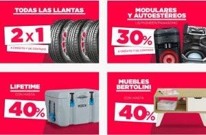 Folleto de ofertas Famsa El Buen Fin 2018