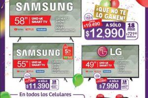Folleto de ofertas del Buen Fin 2018 en Soriana