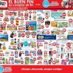 Folleto de ofertas Farmacias Guadalajara El Buen Fin 2018
