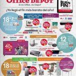 Folleto de ofertas Office Depot El Buen Fin 2018