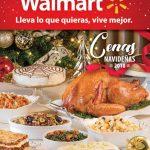Folleto Walmart Cenas Navideñas 2018