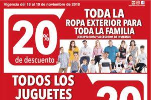 Folleto Woolworth El Buen Fin 2018: Ofertas y promociones