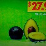 Frutas y Verduras Chedraui 20 y 21 de noviembre 2018