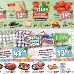 Frutas y Verduras S-Mart del 13 al 15 de Noviembre 2018