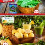Frutas y Verduras Superama del 3 al 15 de noviembre 2018