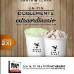 Helados Santa Clara Ofertas El Buen Fin 2018 2x1 en helados de un litro