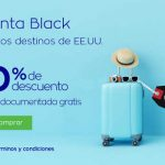 Interjet - Black Friday 2018 / hasta 70% de descuento + maleta gratis