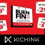 Kichink El Buen Fin 2018 Hasta 70% de descuento en productos