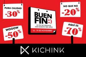 Kichink El Buen Fin 2018 Hasta 70% de descuento