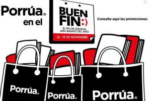 Ofertas Librerías Porrúa El Buen Fin 2018