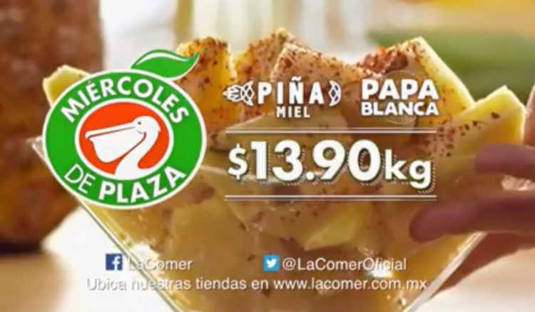 Miércoles de Plaza La Comer 21 de noviembre 2018