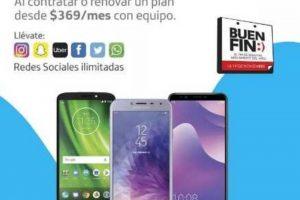 Promociones El Buen Fin 2018 Movistar