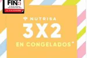 Ofertas El Buen Fin 2018 en Nutrisa