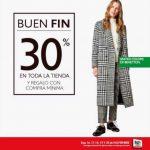 Ofertas Benetton El Buen Fin 2018: 30% de descuento + 6 MSI + regalo