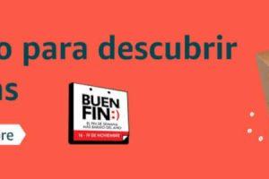 Ofertas del Buen Fin 2018 en Amazon México