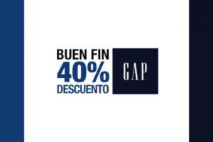 El Buen Fin 2018 GAP: 40% de descuento y paga hasta febrero 2019