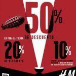 Ofertas H&M El Buen Fin 2018