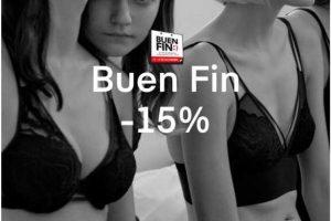 Ofertas Oysho El Buen Fin 2018: 15% de descuento, MSI y Envío Gratis