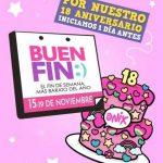 Ofertas El Buen Fin 2018 en Onix
